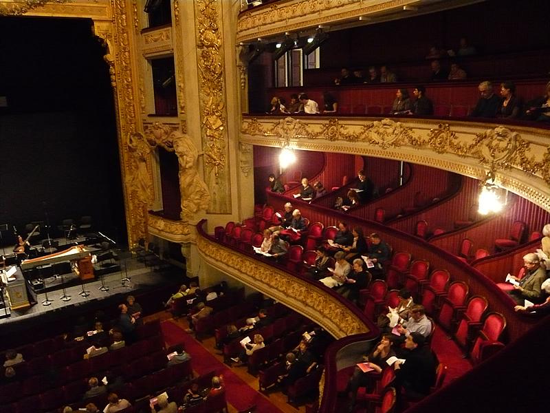 Soirée à l'Opéra