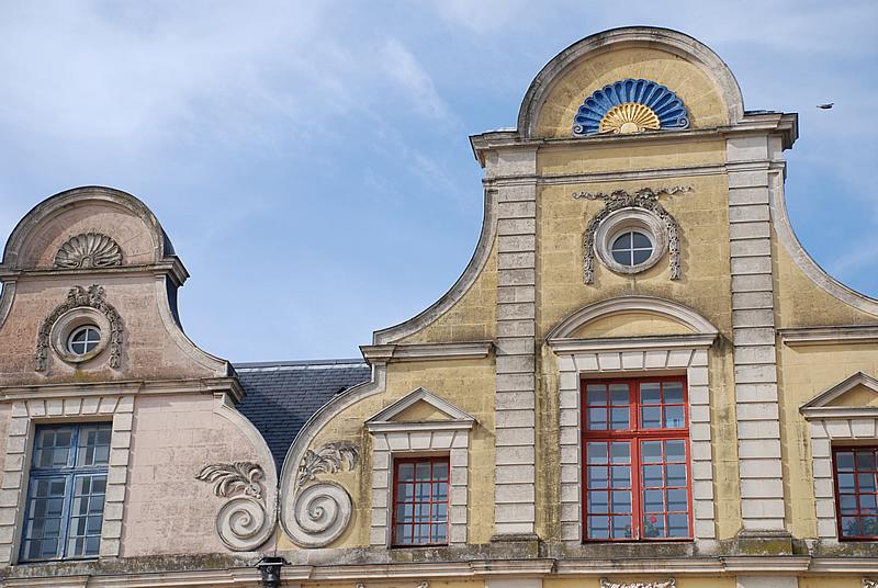 Arras, patrimoine architectural