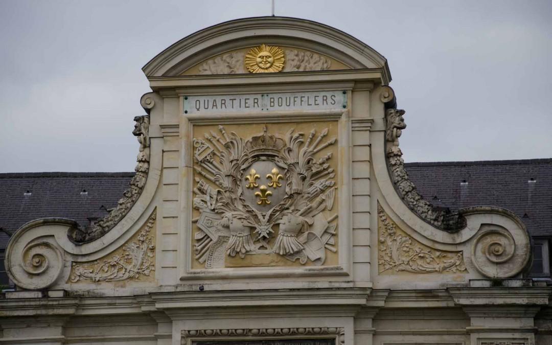 Lille, Bois de Boulogne et citadelle