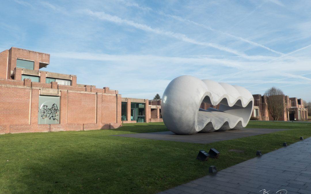 LAM : le jardin des sculptures