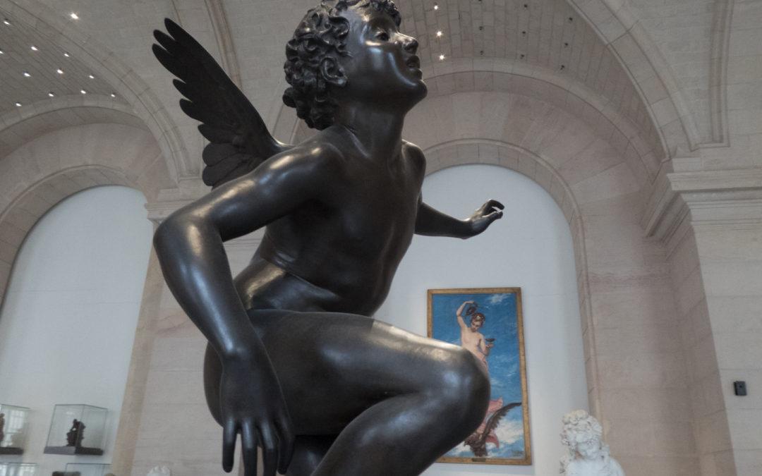 Palais des Beaux Arts de Lille : département sculptures