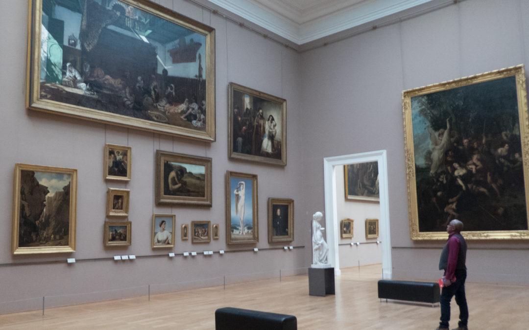 Palais des Beaux Arts de Lille : département peinture