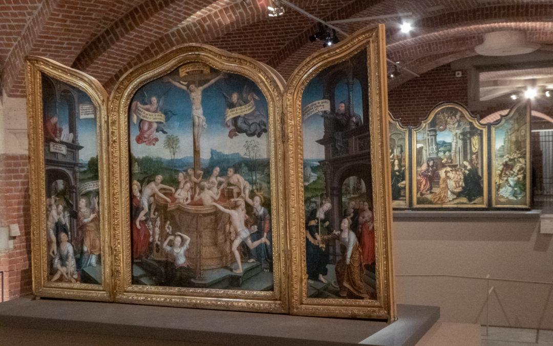 L'art ancien au Palais des Beaux Arts de Lille