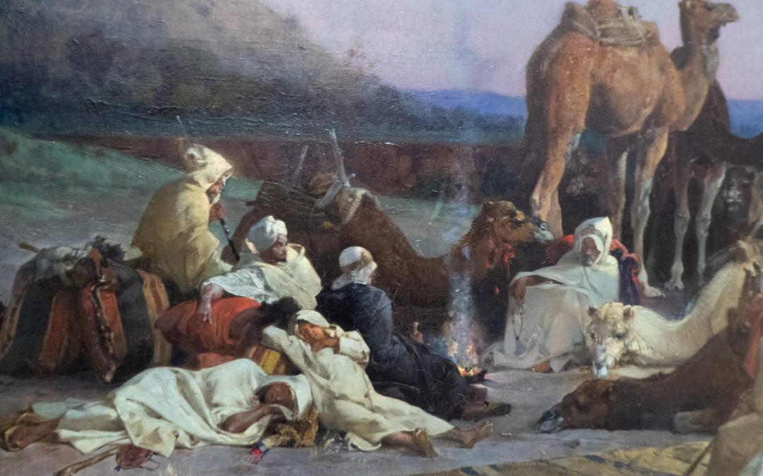 L'Algérie de Gustave Guillaumet