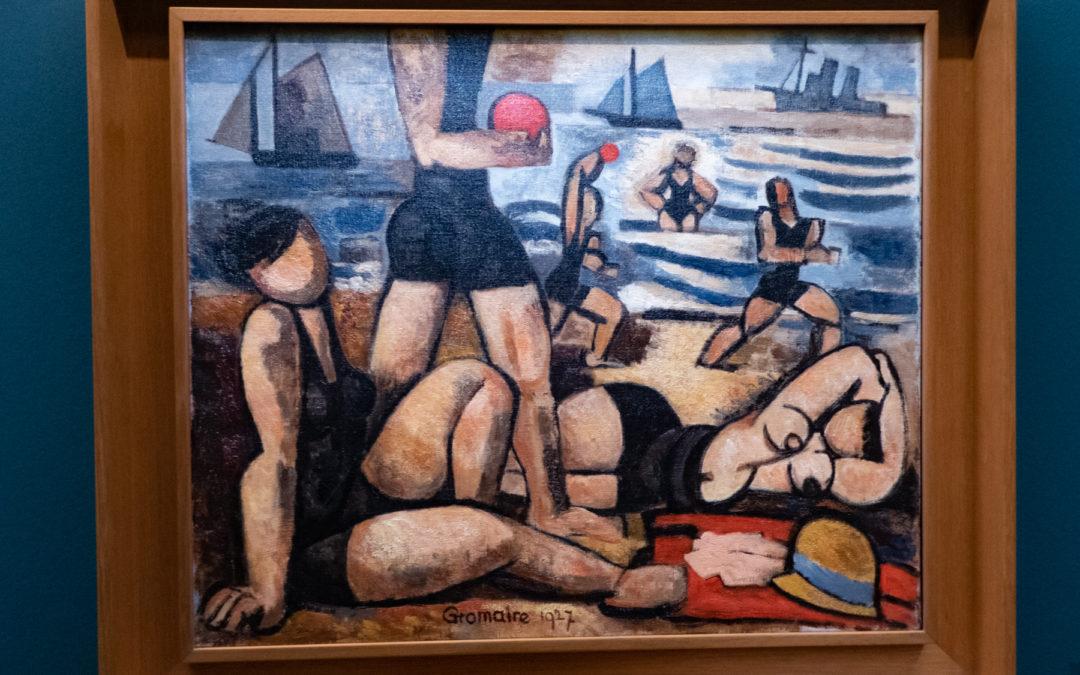 Marcel Gromaire – «L'élégance de la force»